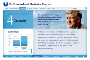The Transcendental Meditation Program